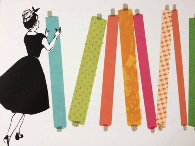 7756 Fabric rolls