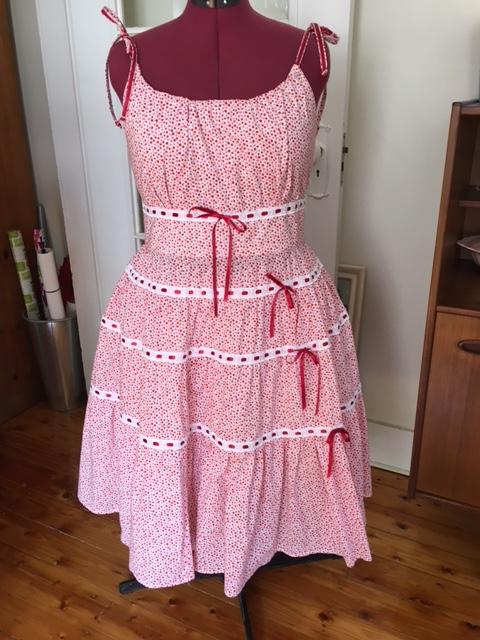 Dita Dress long