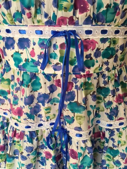 Sufjan Dita Dress bow close up